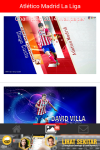 Atlético Madrid La Liga Champion 2014 Wallpaper screenshot 3/6