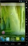 Greeny Waterfall Live Wallpaper screenshot 2/2