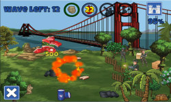 Ape Planet Tower Defence screenshot 3/5