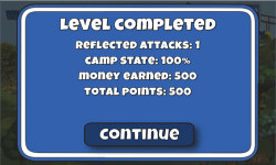 Ape Planet Tower Defence screenshot 5/5