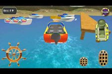 3D Boat Parking screenshot 2/4
