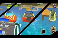 3D Boat Parking screenshot 3/4