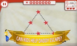 Can Dad Escape-Hero Kids Learn to Connect The Dot screenshot 2/3