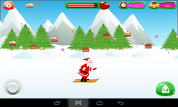 Santa Rush Xmas Game screenshot 2/4