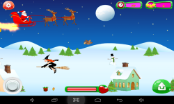 Santa Rush Xmas Game screenshot 3/4