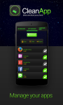 CleanApp - Booster  Cleaner screenshot 4/5