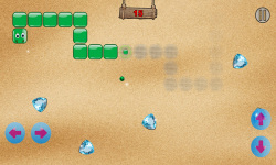 Sand Snake HD game screenshot 1/4