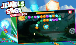 Jewels Saga Unlimited screenshot 3/4