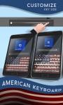 American Keyboard with Emojis screenshot 1/6