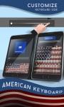 American Keyboard with Emojis screenshot 3/6