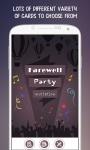 Farewell Party Invitation screenshot 1/6