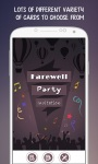 Farewell Party Invitation screenshot 6/6