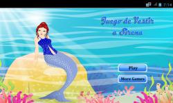 Juegos de Vestir Sirenas screenshot 1/3