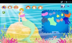 Juegos de Vestir Sirenas screenshot 2/3