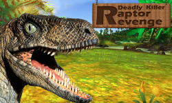 Deadly killer Raptor Revenge screenshot 1/4