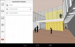 SketchUp Mobile Viewer secure screenshot 1/6