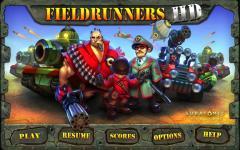 Fieldrunners HD regular screenshot 4/6