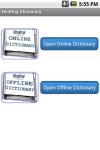 HinKhoj Hindi English Dictionary screenshot 2/3