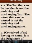 Tao Te Ching by Lao Tzu screenshot 1/1