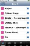 Metro Paris screenshot 1/1