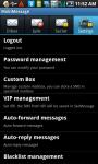 Trustmobi MobiMessage screenshot 1/3
