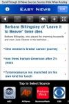 Easy News screenshot 1/1