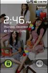 SNSD Girl Generation Cute Live Wallpapers screenshot 2/5