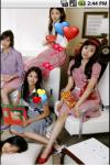 SNSD Girl Generation Cute Live Wallpapers screenshot 4/5