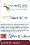 NZ Toilet Map screenshot 1/1