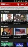 BBC News Free screenshot 1/3