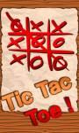Tic Tac Toe j2me screenshot 1/6