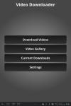 Easy Video Downloader Gold screenshot 1/5