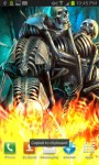 Hellfire Skeleton On Phone screenshot 3/3