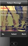 Flirt SMS Messages Collection screenshot 3/4