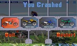Stunt Dirt Bike Free screenshot 2/4