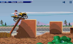 Stunt Dirt Bike Free screenshot 4/4