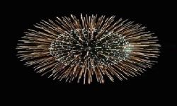 Fireworks Sparkle Live Wallpaper screenshot 2/3