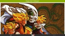 Dragon Ball Z HD Wallpaper Collections screenshot 2/6