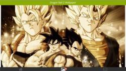 Dragon Ball Z HD Wallpaper Collections screenshot 5/6