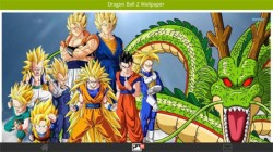 Dragon Ball Z HD Wallpaper Collections screenshot 6/6