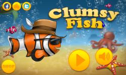 Clumsy Fish screenshot 1/4
