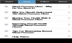 Blood Pressure Chart screenshot 2/3