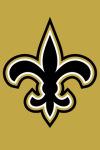 New Orleans Saints Smoke Effect Wallpaper screenshot 1/1