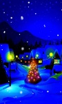 Christmas Nightt LWP screenshot 1/3