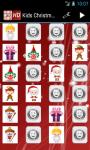 Kids Christmas Memory Game screenshot 2/4