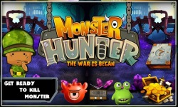 3D Monster Hunter screenshot 4/6