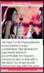 Perfect Date Tip screenshot 1/1