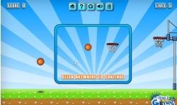magic basketball shoot screenshot 2/2