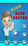 Little Hand Doctor  Kids Game screenshot 1/4