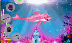 Princess Dolphin Care screenshot 1/4